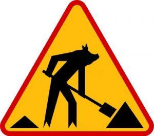 """logo projektu """"Przystań w Wieprzu"""""""